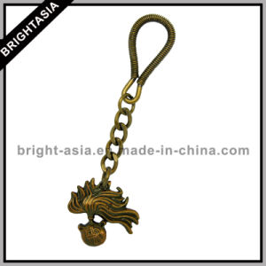 Custom 3D Special Key Ring for Christmas Decoration (BYH-10739) pictures & photos