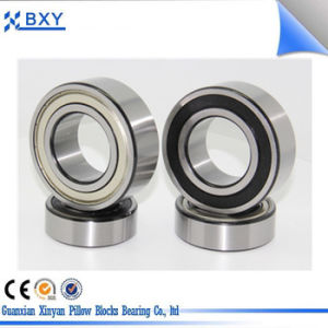 Chrome Steel Gcr15 Deep Groove Ball Bearings 6202zz, RS pictures & photos