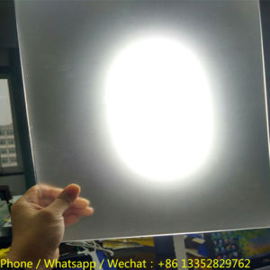 2.5mm Thickness Frosted Acrylic Sheet for Light Guiding pictures & photos