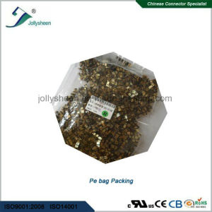 Pin Header Pitch 2.54mm Single Row  Right Angle  Type H1.70mm   pictures & photos