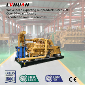 Silent Container Type Natural Gas Power Generator 1 MW pictures & photos