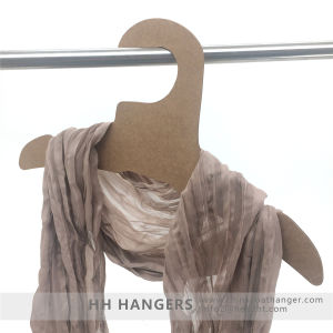 Strong Recycled Cardboard Clothes Hangers Paper Eco Friendly Fsc Hanger pictures & photos