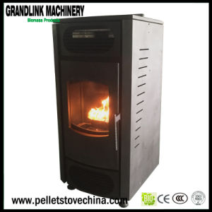 Four Colors Pellet Stove for Home Heating pictures & photos