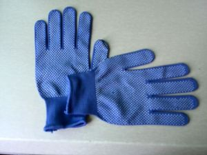 13G Hotsale Labor Insurance Working Gloves pictures & photos