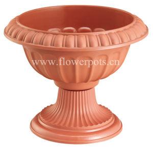 Plastic Urn Flower Pot (KD2901-KD2905) pictures & photos