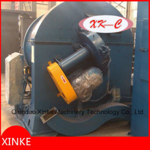 Rotating Barrel Wheel Blast Type Shot Blasting Polishing Machine pictures & photos