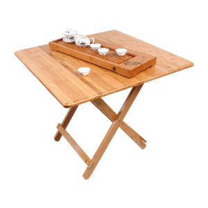 Bamboo Folding Tea Table Coffee Table pictures & photos