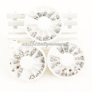 High Quality Nail Art Beauty Gem Rhinestone Decoration Wheel (D27)