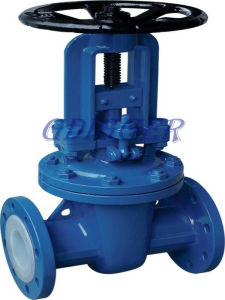 API Cast Iron Gate Valve