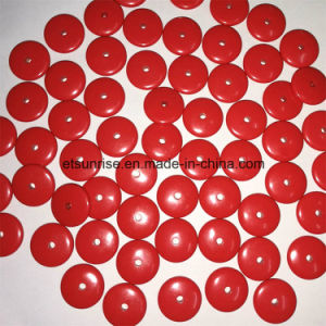 Gemstone Natural Crystal Amethhst Coins with Hole pictures & photos