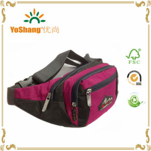 Fashion Style Multi-Functional Outdoor Travel Sports Waist Bag Waterproof Running Waist Bag pictures & photos
