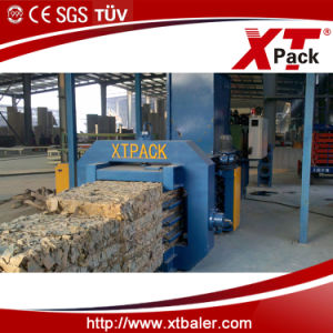High-Production Automatic Carton Baler