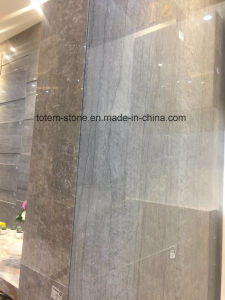 Boston Grey Large Granite/Marble Stone Countertop Slab for Sale pictures & photos