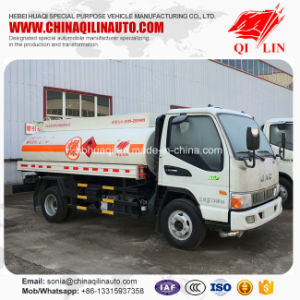 Mini 5000 - 10000 Liters Fuel Oil Tank Truck with Dispenser pictures & photos