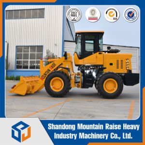 Factory Directly Sale Mr926 1.8 Ton Mini Wheel Loader pictures & photos