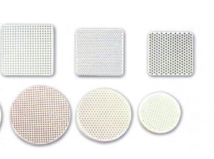 Honeycomb Ceramic Heater Honeycomb Filter for Iron Casting pictures & photos