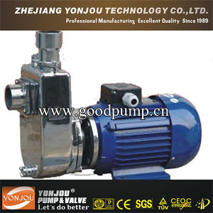 Lqfz Stainless Steel Anti-Corrosive Self-Priming Centrifugal Pump pictures & photos