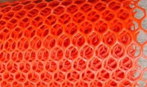 (100% new raw material) Plastic Flat Mesh (Factory) Jh-0158A