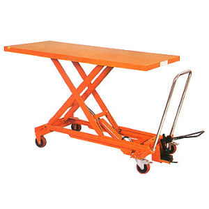 Hydraulic Lift Table (TF50B) pictures & photos