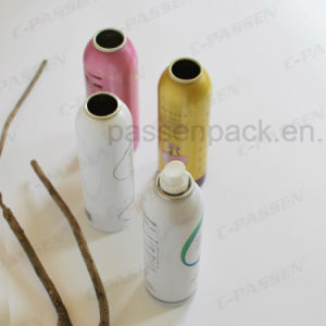 Aluminum Spray Can for Skin Care Aerosol Packaging (PPCC-AAC-022) pictures & photos