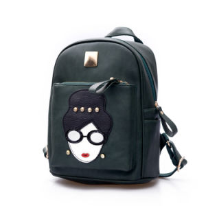 Promotional Leisure Girl Schoolbag, Backpack, Satchel for Campus, Travelling, Shopping pictures & photos