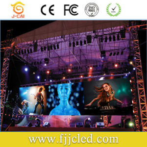 P6 SMD3528 LED Video Wall for Indoor Vocal Concert pictures & photos