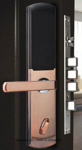 Fingerprint Door Lock with Cover (EFL-620C) pictures & photos