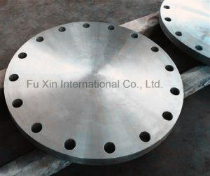 Forged Carbon Steel ASME/ANSI Blind Flange pictures & photos