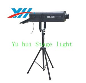 HMI 1500W Follow Spot Light/Stage Lighting Device pictures & photos