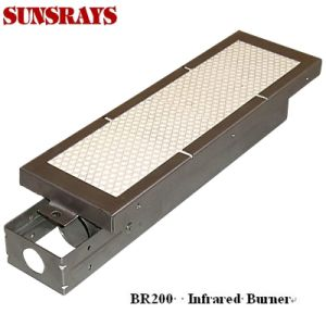 China Barbecue Grill Parts Infrared Burner for BBQ (BR200) pictures & photos