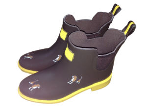 Horse Riding Ankle Boots pictures & photos
