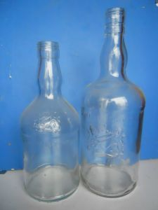 Wholesale Vodka Glass Container/ Glass Bottle pictures & photos