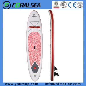 "PVC/PVC Material/EVA/EVA Material/PVC Drop Stitch Bodyboard for Sale (Camo10′6"") pictures & photos"