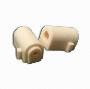 White Rubber Spare Part with ISO SGS