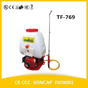 High Pressure Field Agricultural Gasoline Engine Knapsack Sprayer Parts (TF-769) pictures & photos
