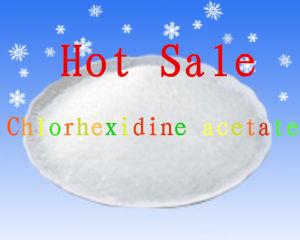 99% Purity Antibacterial Agent Chlorhexidine Acetate pictures & photos