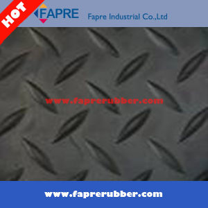 Black Diamond Tread Rubber Sheet pictures & photos