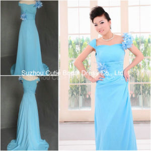 Bridesmaid Dress Evening Gown As060