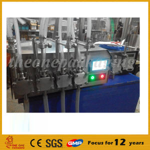 Competitive Digital Filling Machine, Gear Pump Filling Machine China Manufacturer pictures & photos