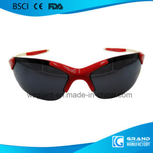 2017 New Product Hot Sell Clear Frame Sport Sunglasses for Men pictures & photos