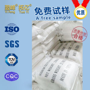 Sodium Gluconate, Food Grade, Purity 99%, Made in Shanghai pictures & photos
