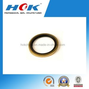 Customized Black NBR Bonded Seal (M33) pictures & photos
