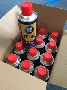 Anti-Rust Penetrating Oil Spray Lubricant 450ml pictures & photos