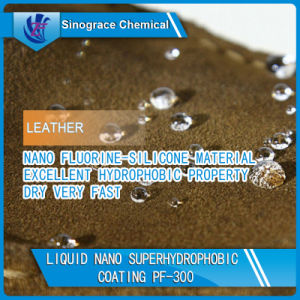 Nano Fluorine Silicone Polymer for Textile pictures & photos