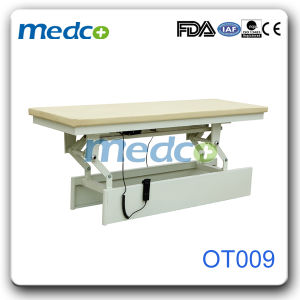 Medical Bed for Hospital Electirc Examination Table/Couch pictures & photos