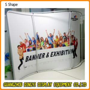 Fabric Tension Backdrop Banner Display Stand (DY-S-1) pictures & photos