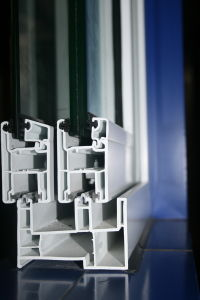 Plastic PVC Profiles for Window and Door Manufacturer pictures & photos