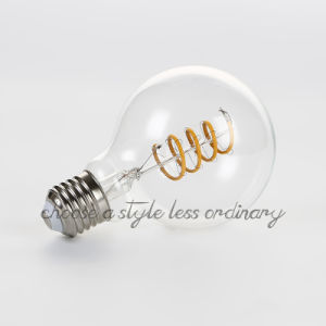 Creative Party Decoration Lighting Flexible Spiral Filament LED Light Bulb pictures & photos