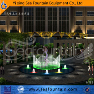 Seafountain Design Outdoor in Ground Fountain Manufacturer pictures & photos