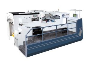 AEM-1080t Automatic Hot Stamping & Die Cutting Machine pictures & photos